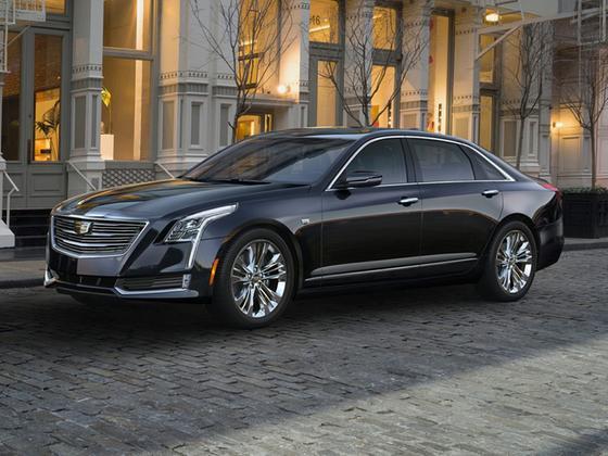 2018 Cadillac CT6 3.0L Twin Turbo Platinum : Car has generic photo