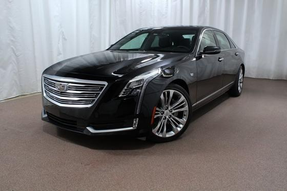 2017 Cadillac CT6 3.0L Twin Turbo Platinum:24 car images available