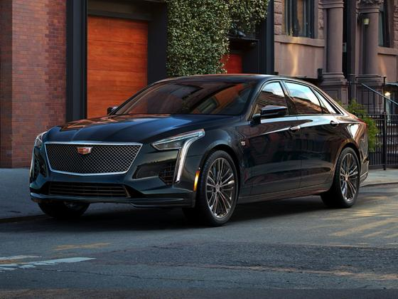 2019 Cadillac CT6 3.0L Twin Turbo Platinum : Car has generic photo