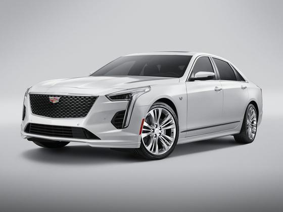 2019 Cadillac CT6 3.0L Twin Turbo Platinum : Car has generic photo
