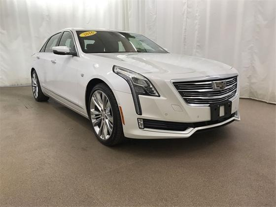 2016 Cadillac CT6 3.0L Twin Turbo Platinum:24 car images available
