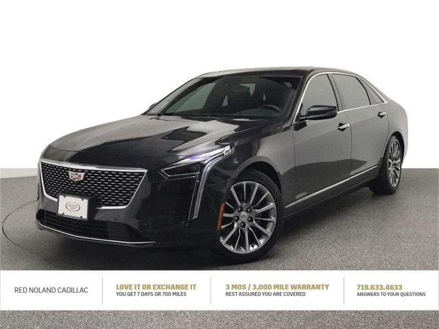 2019 Cadillac CT6 3.0L Twin Turbo Platinum:24 car images available