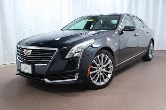 2017 Cadillac CT6 3.0L Twin Turbo Premium:23 car images available