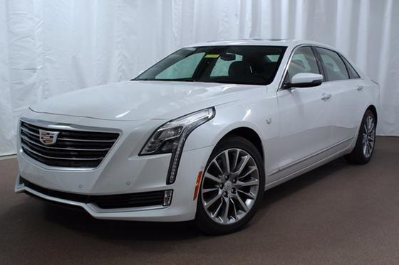 2017 Cadillac CT6 3.0L Twin Turbo Premium:24 car images available