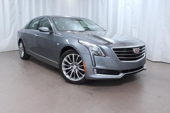 2018 Cadillac CT6 3.0L Twin Turbo Premium:24 car images available