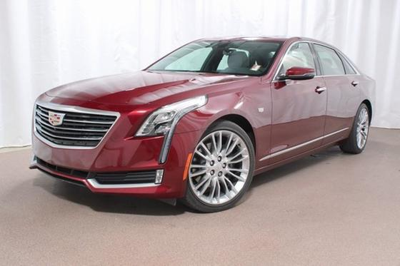 2016 Cadillac CT6 3.6L Luxury:23 car images available