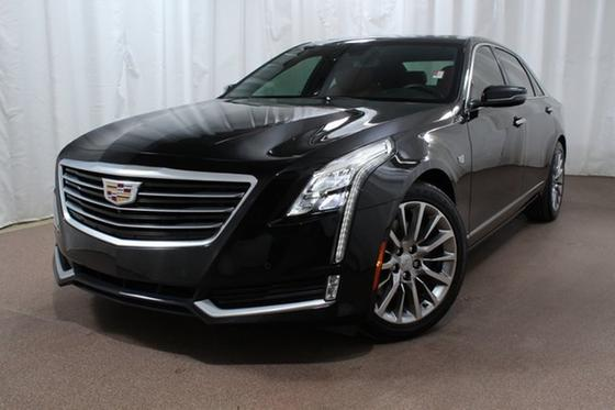 2017 Cadillac CT6 3.6L Luxury:24 car images available