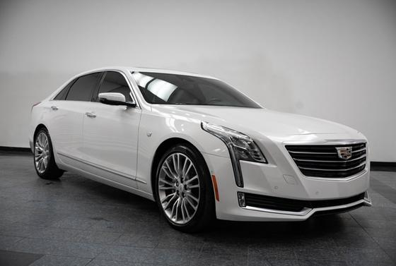 2016 Cadillac CT6 3.6L Luxury:24 car images available