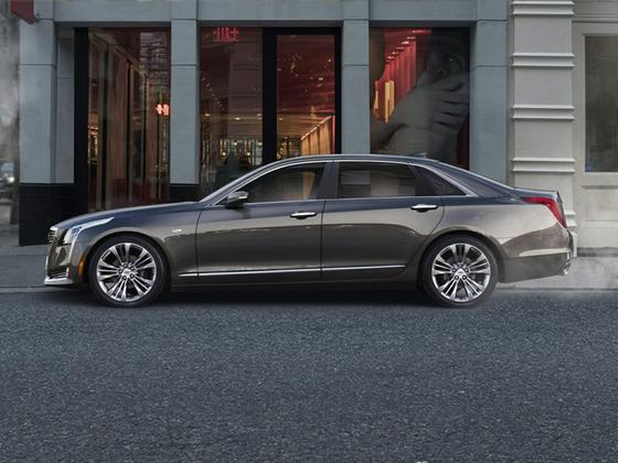 2018 Cadillac CT6 3.6L Luxury : Car has generic photo