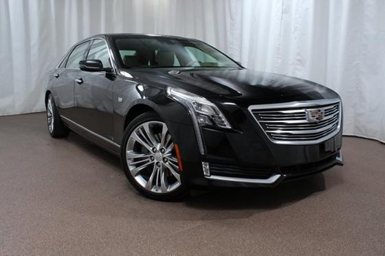 2016 Cadillac CT6 3.6L Platinum:24 car images available