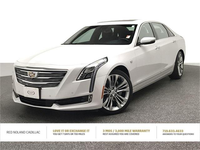 2018 Cadillac CT6 3.6L Platinum:24 car images available