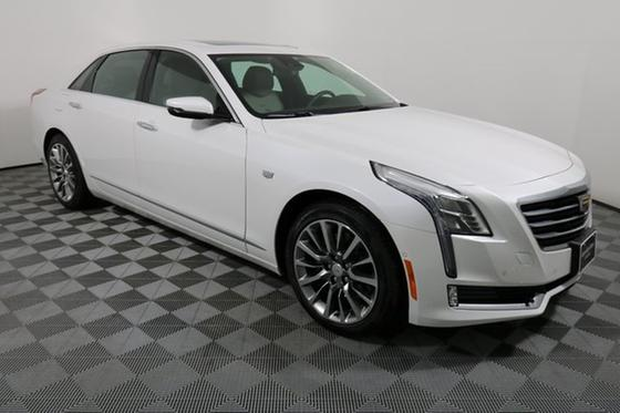 2017 Cadillac CT6 3.6L Premium Luxury:24 car images available