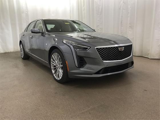 2020 Cadillac CT6 3.6L Premium Luxury:24 car images available