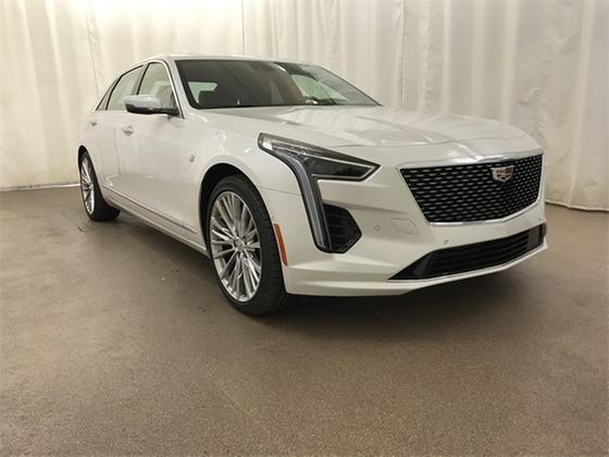 2020 Cadillac CT6 3.6L Premium Luxury:24 car images available
