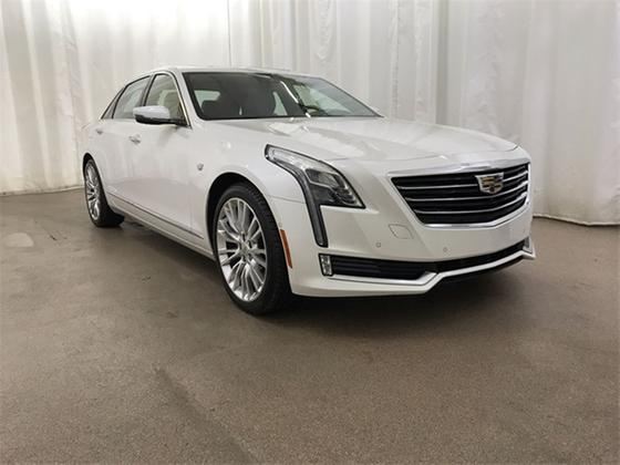 2016 Cadillac CT6 3.6L Premium Luxury:24 car images available
