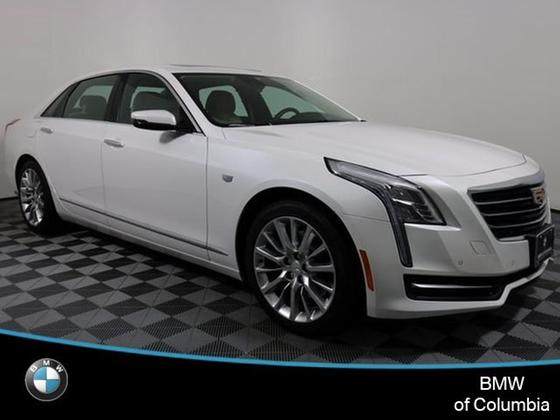 2016 Cadillac CT6 3.6L Standard:24 car images available