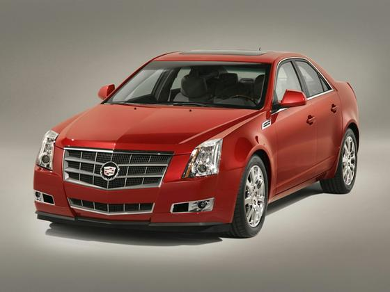 2009 Cadillac CTS  : Car has generic photo
