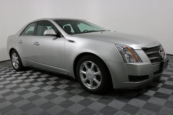 2008 Cadillac CTS :24 car images available