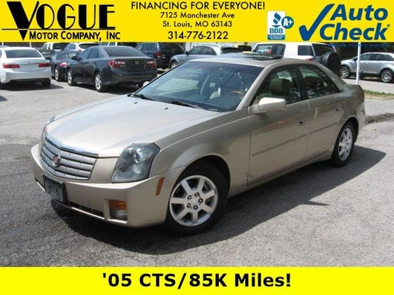 2005 Cadillac CTS :23 car images available