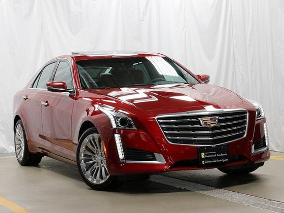 2017 Cadillac CTS :24 car images available