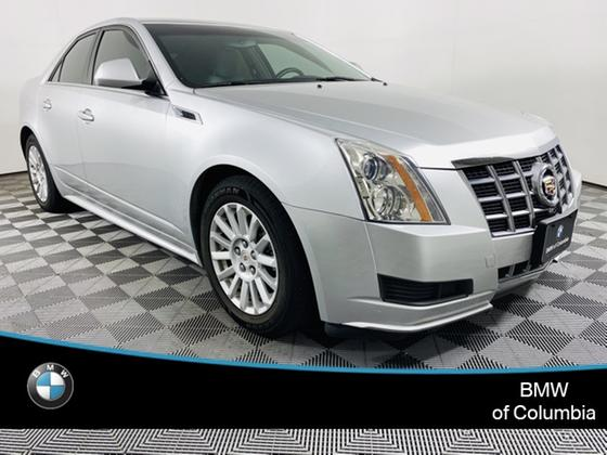 2012 Cadillac CTS :24 car images available