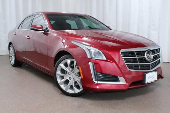 2014 Cadillac CTS 2.0L Turbo:24 car images available