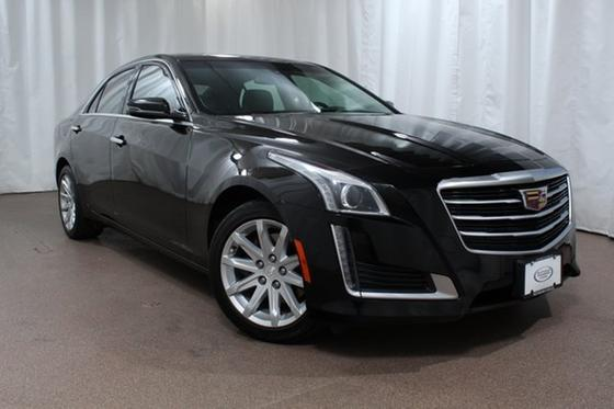 2016 Cadillac CTS 2.0L Turbo:24 car images available