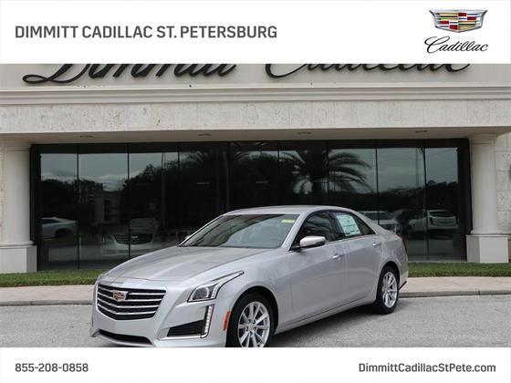 2019 Cadillac CTS 2.0L Turbo:14 car images available