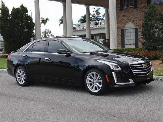 2018 Cadillac CTS 2.0L Turbo:24 car images available