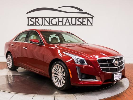 2014 Cadillac CTS Luxury:20 car images available