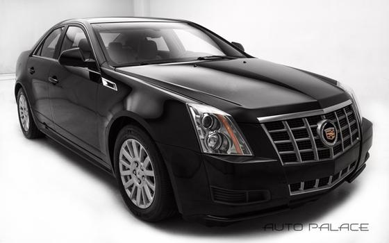 2012 Cadillac CTS Luxury:24 car images available