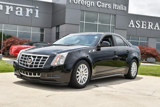 2013 Cadillac CTS Luxury:24 car images available
