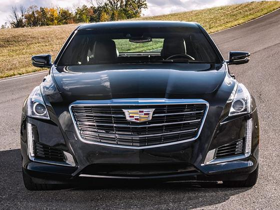 2017 Cadillac CTS Luxury : Car has generic photo
