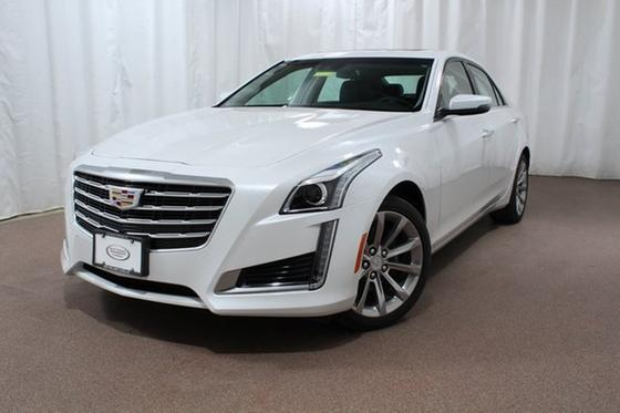 2019 Cadillac CTS Luxury:24 car images available