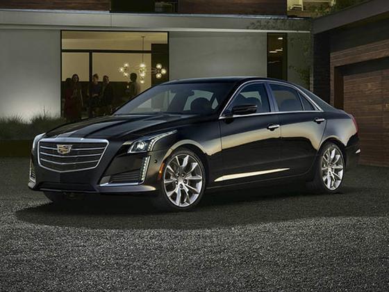 2016 Cadillac CTS Luxury : Car has generic photo