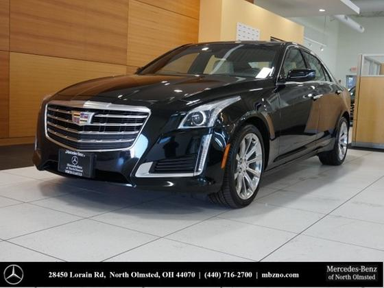 2017 Cadillac CTS Luxury:24 car images available