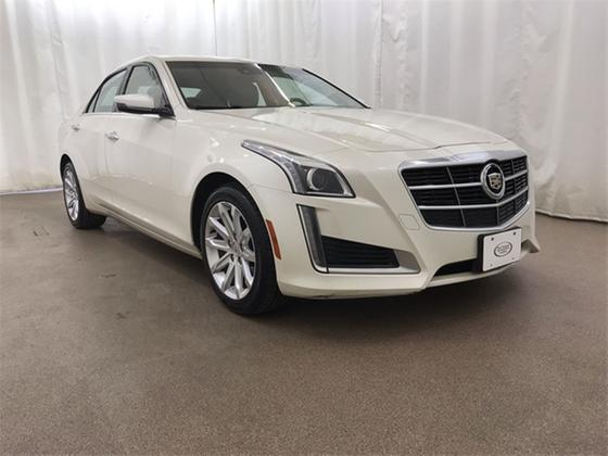 2014 Cadillac CTS Luxury:24 car images available
