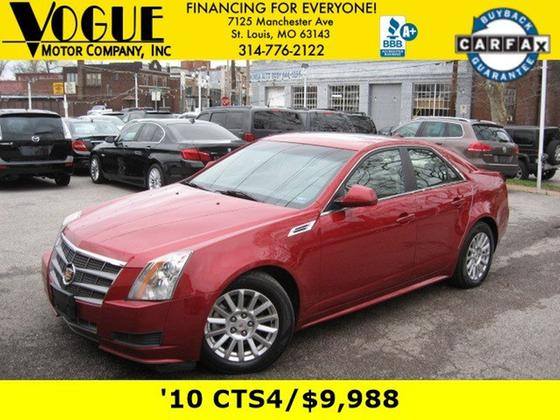 2010 Cadillac CTS Luxury:24 car images available