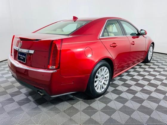 2010 Cadillac CTS Luxury