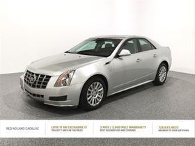 2013 Cadillac CTS Luxury