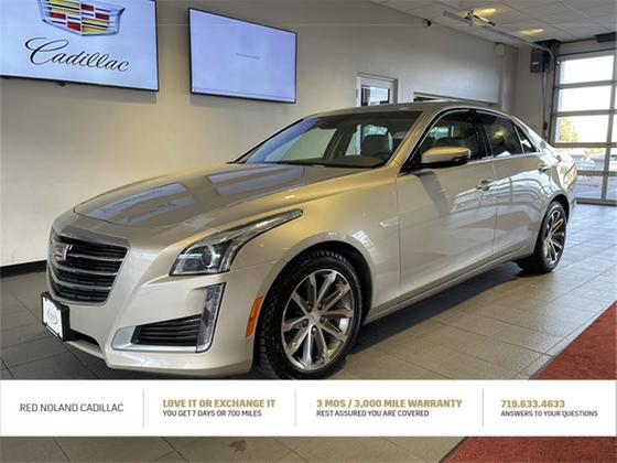 2016 Cadillac CTS Luxury:4 car images available