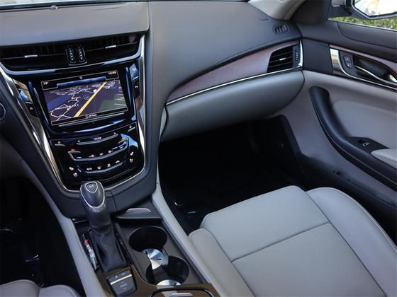 2016 Cadillac CTS Luxury