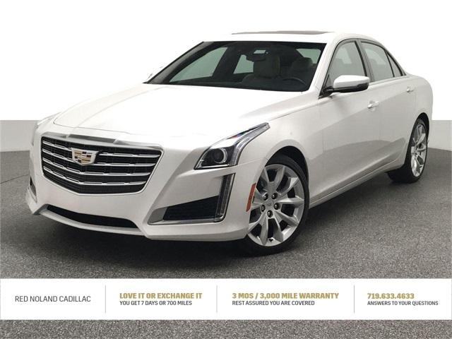 2018 Cadillac CTS Luxury:24 car images available