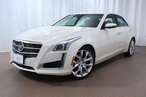 2014 Cadillac CTS Performance:24 car images available