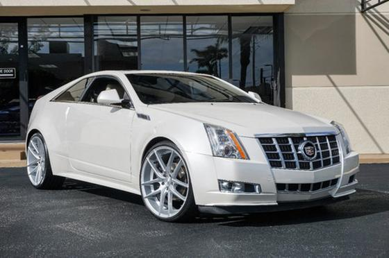 2013 Cadillac CTS Performance:24 car images available