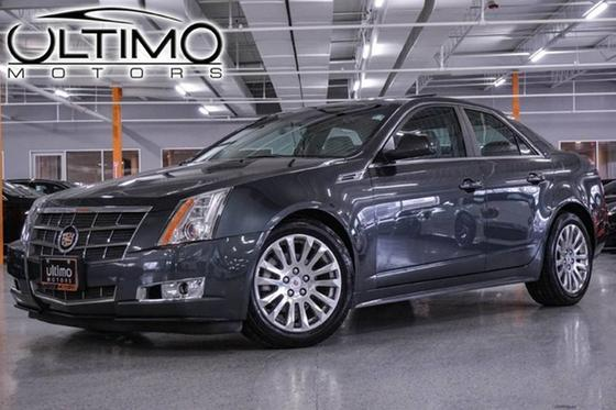 2010 Cadillac CTS Performance:24 car images available
