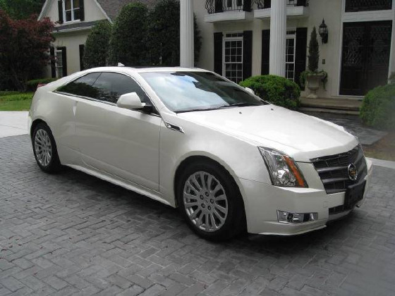 2011 Cadillac CTS Performance:12 car images available
