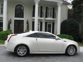 2011 Cadillac CTS Performance