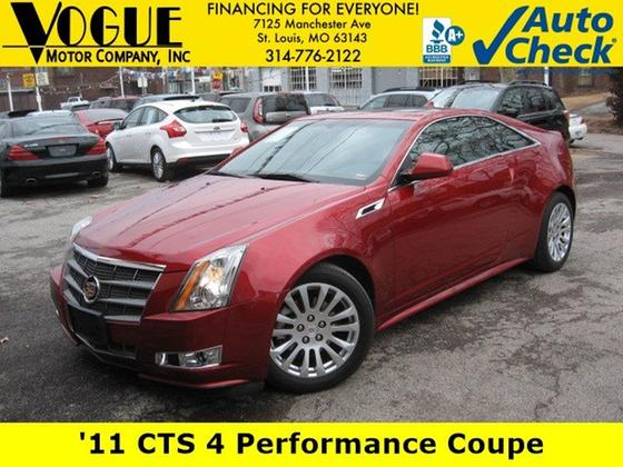 2011 Cadillac CTS Performance:18 car images available