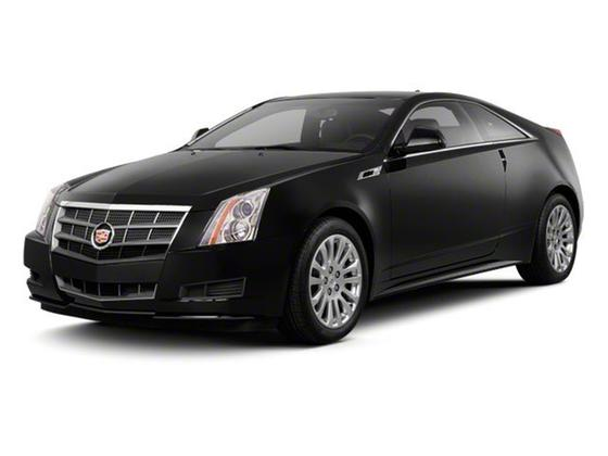 2011 Cadillac CTS Performance : Car has generic photo